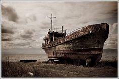 #abandoned ship