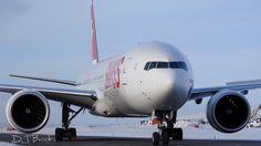 Peripețiile avionului Boeing 777-300ER (HB-JND) SWISS în Canada (Foto / Video)