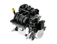 2014 Sea-Doo Spark 3-cylinder engine
