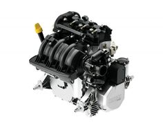 2014 Sea-Doo Spark 3-cylinder engine