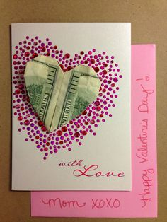 """Something special for your young adult children on Valentines Day! They are always appreciative of """"Mr. Ben"""" or any denomination!"""