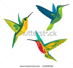 Find Stylized Birds - Hummingbirds in flight Stock Images in HD and millions of other royalty-free stock photos, illustrations, and vectors in the Shutterstock collection. Hummingbird Drawing, Hummingbird Tattoo, Reclaimed Wood Art, Animals Images, Fabric Painting, Pebble Painting, Tole Painting, Free Vector Art, Royalty Free Stock Photos
