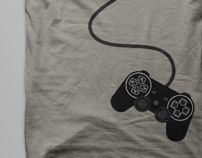 T-Shirts by n'Art Creative Studio by Bujar Kabashi, via Behance