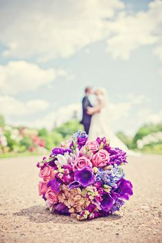 Gorgeous flowers and awesome shot! Photo by Danielle. photography idea! #MinneapolisWeddingFlorist