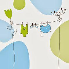 Invitaciones para Baby Shower, gratis. - Ideas y material gratis para fiestas y celebraciones Oh My Fiesta!
