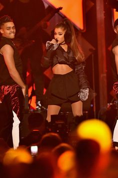 ARIANA GRANDE PERFORMING AT  DEC 09 - Z100'S JINGLE BALL IN NEW YORK CITY, NY  #KIMILOVEE  #THEWIFE  PLEASE DON'T CHANGE MY CAPTIONS OR YOU'LL BE BLOCKED!