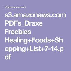 s3.amazonaws.com PDFs_Draxe Freebies Healing+Foods+Shopping+List+7-14.pdf