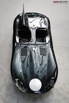 Jaguar D-Type via ccc1967