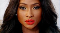 Bold lip and smokey eye, my favorite! ! #TeamBeautyByJJ