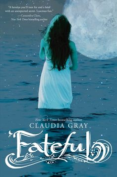 Fateful, by Claudia Gray - A tale of werewolves aboard the Titanic. I love all things Titanic, and this is no exception. Great characters and character development. An entertaining story. The love interest part of the story doesn't hurt either ;)