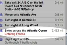 13 Best Google Maps images | Funny pictures, Funny google ... Google Maps Driving Directions Ontario on maps maps google, maps get directions, maps satellite view google, maps history google,