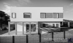 Architecture design project for a single-family house near Cluj, Romania // Architecture & visualization by ETAJ4