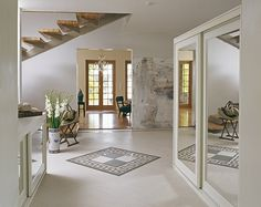 Premium-liukuovikaappi MDF-Linna Oversized Mirror, Divider, Storage, Room, Furniture, Home Decor, Purse Storage, Bedroom, Decoration Home