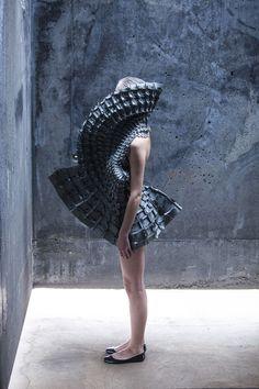 Thinking Fashion: An Interview with Croatian Fashion Designer Matija Čop / http://www.yatzer.com/matija-cop-fashion