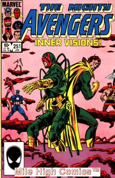 AVENGERS (1963 Series) (MARVEL) #251 Fine Comics Book: $3.25 End Date: Thursday May-17-2018 5:25:45 PDT Buy It Now for only: $3.25 Buy It…