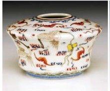 kangxi pottery