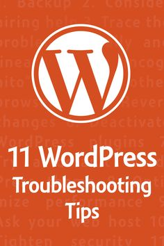 11 #WordPress troubleshooting tips for your #blog or #podcast  Try these tips to fix a crashing or slow WordPress website or PowerPress podcast RSS feed.