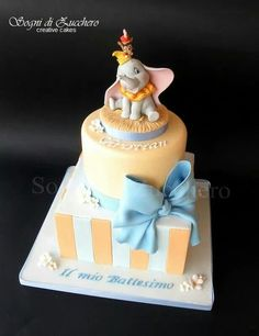 Disney's Dumbo Cake