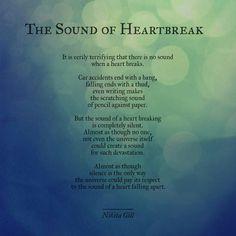 The Sound Of Heartbreak