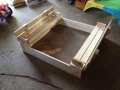 Adorable sandbox-sandbox cover idea