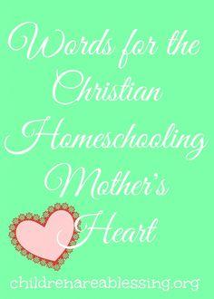Words of Encouragmen