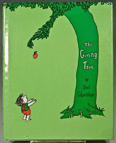 THE GIVING TREE: Shel Silverstein
