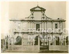 Basílica del Roble  año: 17-11-1947 Colecciones Patrimoniales: F-Alberto Flores 'Eclesiásticos'
