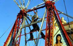 big wheel fairground ride 1950s - Google Search