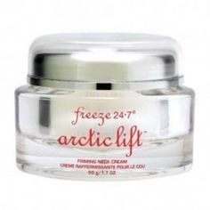 Buy Freeze 24/7 Arcticlift Firming Neck Cream to instantly lift your neck and chest area. It hydrates the skin and tightens it to eliminate the presence of any kinds of aging signs including fine lines and wrinkles. Freeze, Anti Aging Moisturizer, Anti Aging Skin Care, Neck Cream, Firming Cream, Hydrating Mask, G 1, Facial Cream