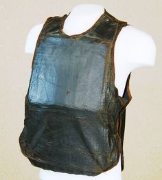 Baby Face Nelson's Body Armor (1934) Baby Face Nelson, Public Enemies, Fbi Special Agent, Body Armor, Gangsters, War, Mobsters