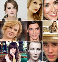 Celebrity Beauty Secrets: 10 Stars and their Skincare, Hair or Makeup Tips