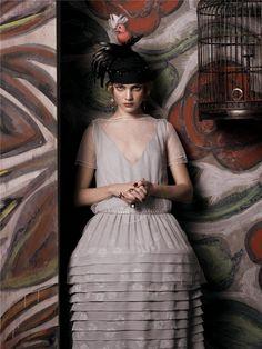 Styling by Grace Coddington: Vogue Magazine May 2007