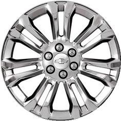 ALY5666 Cadillac, Chevy, GMC Wheel Chrome #19301159