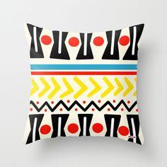 Scandinavian Throw Pillow