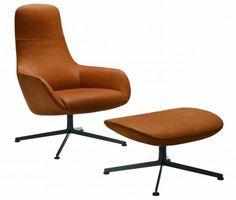 Zanotta Kent armchair