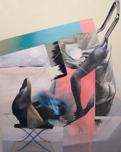 Jaybo Monk's Paintings Hint at the Subtleties of Sensuality | Hi-Fructose Magazine
