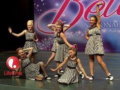 Dance Moms: Bonus Scene: Kalani Bows Out of the Group Dance (S5, E28) | Lifetime - YouTube