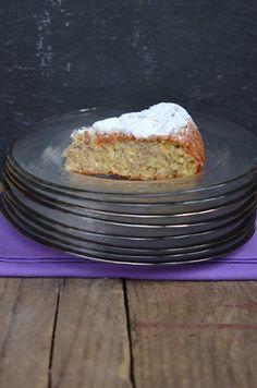 Apple Peanut Passover Cake @Shulie Madnick