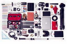 Equal love; of all the equipment and neatly organized