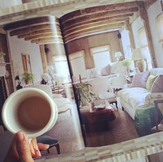 Book: Tom Scheerer's Decorates Simply Seleta, Lemonade, Lust, Barn, Inspired, Tableware, Inspiration, Home Decor, Homemade Home Decor