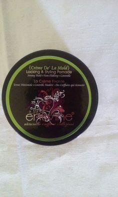 Entwine- Creme de la Mold- Locking & Styling Pomade- new