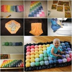 DIY Bubble Quilt
