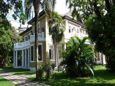 Colonial Mansion, Brazil