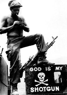 God Is My Shotgun