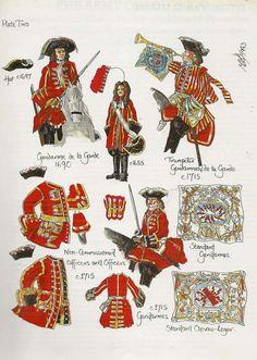 Army of Louis XIV (14).