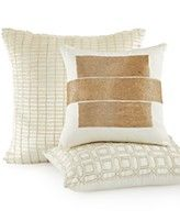 Hotel Collection Verve Decorative Pillow Collection