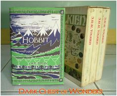 Hobbit + Lord of the Rings books