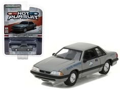 Up to 45% Off + FREE Shipping. View Available Deals and Coupons for 1991 Ford Mustang SSP Kentucky State Police Hot Pursuit Series 23 1/64 Diecast Model Car by Greenlight.