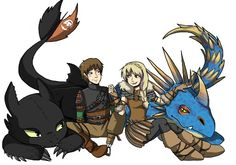 HTTYD year old Hiccup and Astrid with their dragons, Toothless and Stormfly. Dragon Rider, Dragon 2, Dreamworks Animation, Disney And Dreamworks, Disney Love, Disney Magic, Httyd 2, Hiccup And Astrid, Character Design Animation