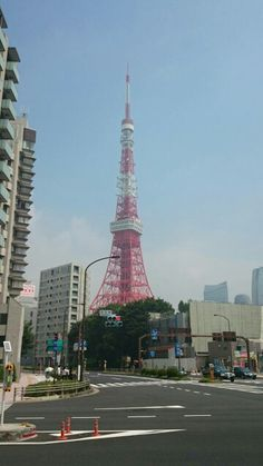 Tokyo Tower, Planes, Cities, Buildings, Landscapes, Interiors, Cars, Travel, World